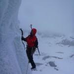 65 Vertainspitze Nordwand 2014